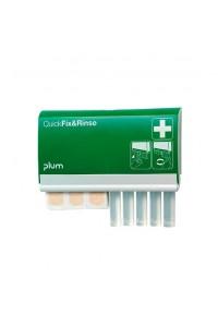 Pleistrų ir akių plovimo skysčio sistema PLUM QuickFix&Rinse