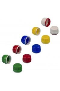 Plastikiniai kamšteliai, DIN-28