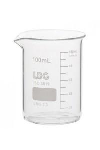 Cheminė stiklinė (žemos formos)